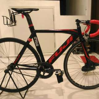 WTT/WTS Fuji Track Pro 2016 Fixie Fixed Gear Bicycle
