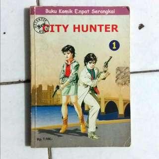 Komik City Hunter