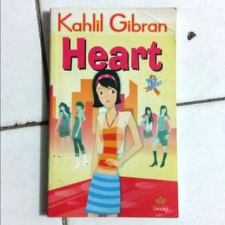 Kahlil Gibran - Heart