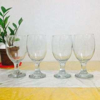 Wine Glasses Set Of 4