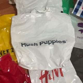 Paperbag Hush Puppies