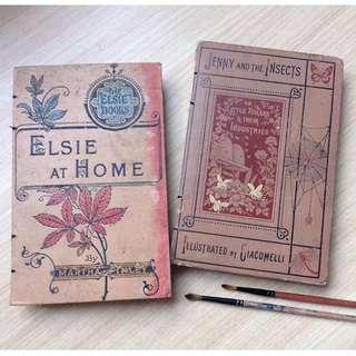 'Elsie At Home' Journal