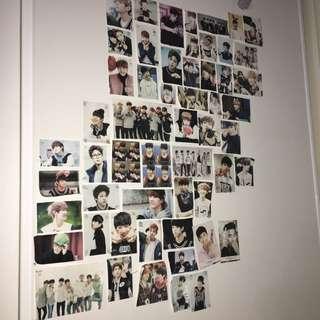 Bundle Of BTS  Printed Photos