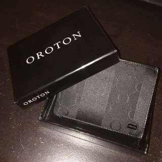 Men's Oroton Wallet