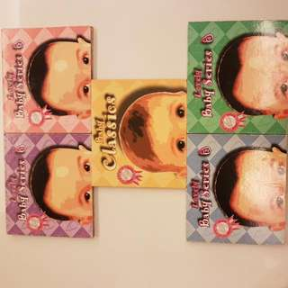 Preloved Lovely Baby Series CD - 5 Disc Pack