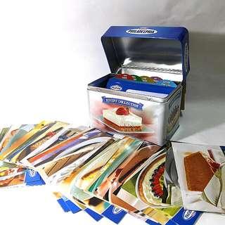 Philadelphia Recipe Collection Box
