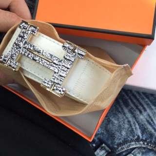 New Hermes Belt