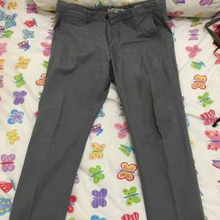 H&M Long Pants Skinny Fit Size 36