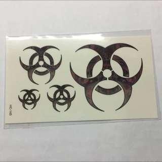 Radioactive Tattoo