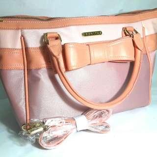 Bonita Pink Ribbon handbag