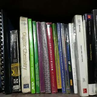 General Sciences / 1st Yr College Books