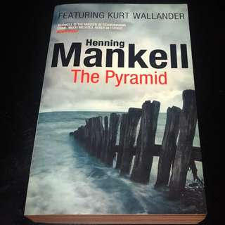 The pyramid Henry Mankell