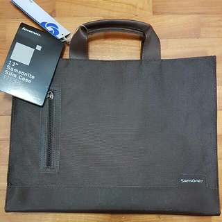 "BNWTIP 13.3"" Lenovo Samsonite Laptop Bag & Sleeve"
