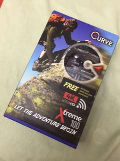 Curve Xtreme 100 Camera