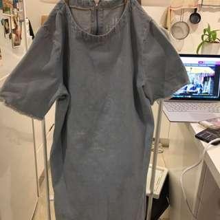 Cotton On Jean Dress