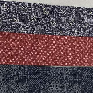 Japanese Fabric Pieces (Small)
