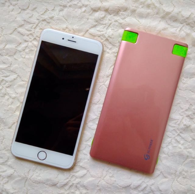 3G - Power ULTRA THIN 12,000 mAh Powerbank