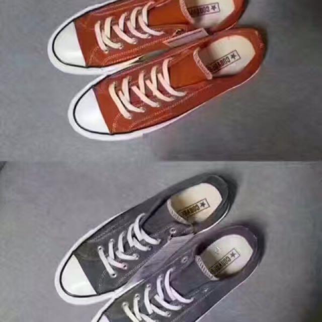 百搭帆布鞋👟