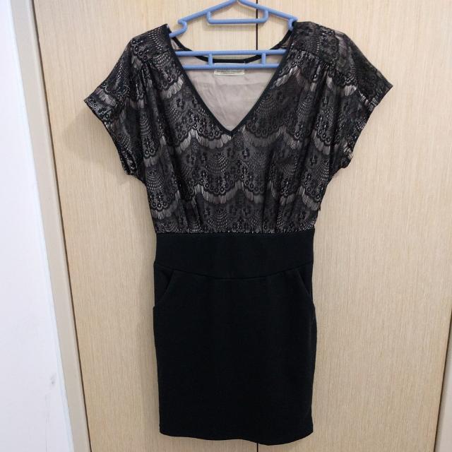 典雅風洋裝(免運)