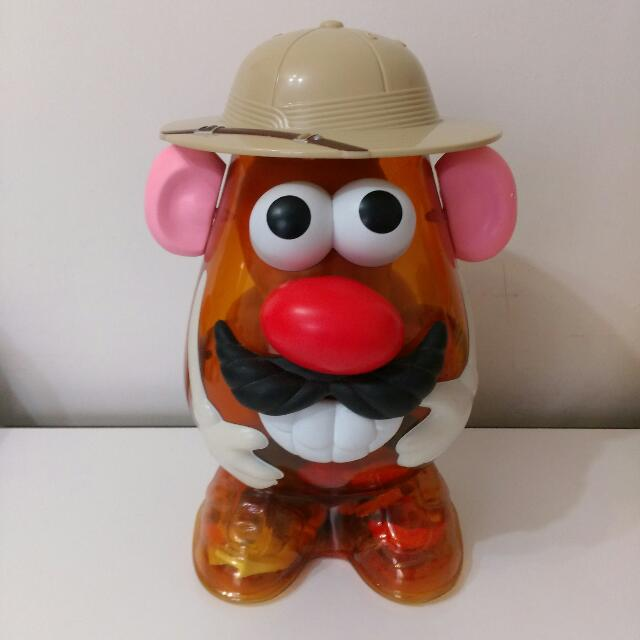 迪士尼玩具總動員蛋頭先生組合玩具