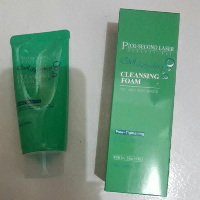 韓國原裝皮秒煥膚修護潔膚乳