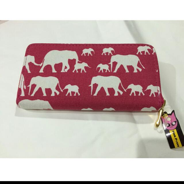 曼谷大象長夾