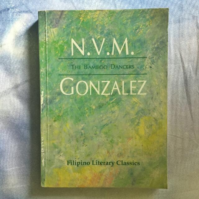 📚 The Bamboo Dancers by NVM Gonzales