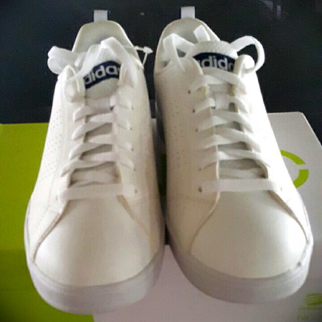 Adidas Neo (all White)