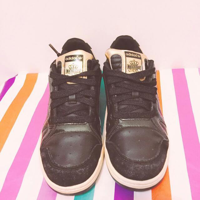 Adidas Respect 女鞋 US9