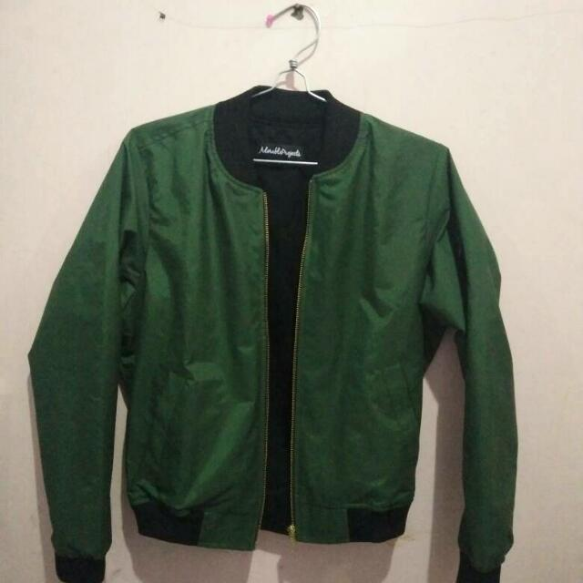 Adorable Projects Bomber Jacket