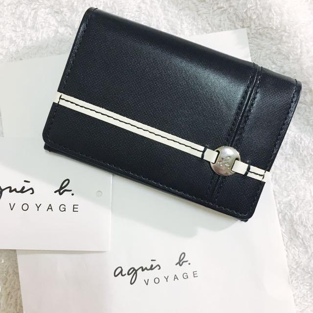 Agnes B名片夾日本購回