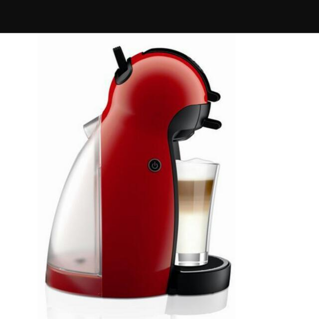 (SALE.PRICE REDUCED) ALMOST NEW Dolce Gusto Coffee Machine
