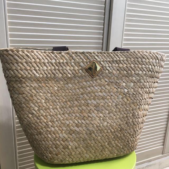 Amina Aranaz Woven Bag