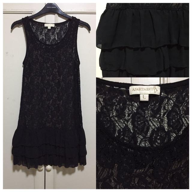 Apartment 8 Lace Short Dress