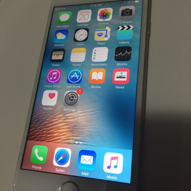 APPLE IPHONE 6S 64 Gold Perfect Condition