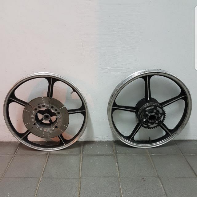 Ar 125 fullchop 18 inch