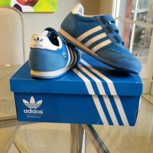 Adidas Boys Sneaker Shoes