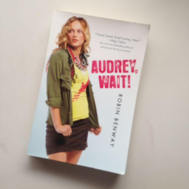 Audrey Wait!