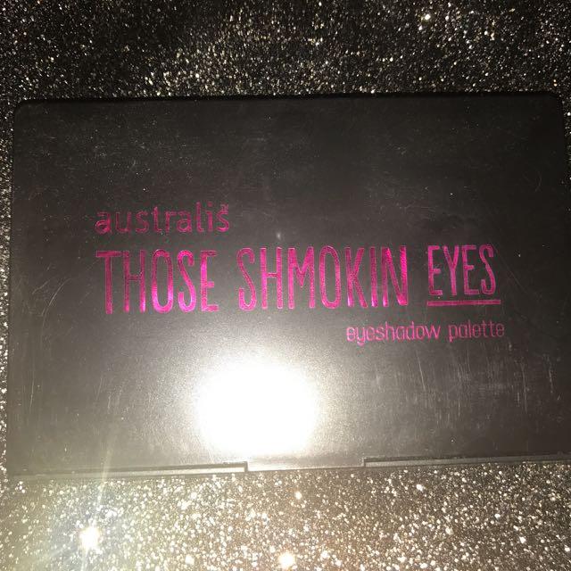 "Australis ""those Smokin Eyes"" Palette"