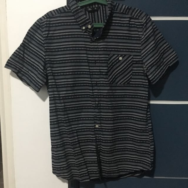 Aztec Navy Polo