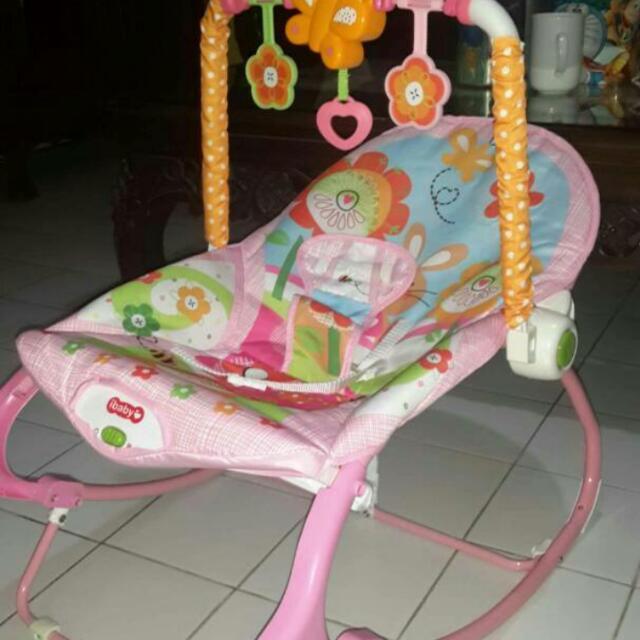 Baby Bouncher Merk Ibaby