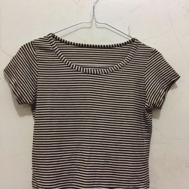 Baju Atasan Model Se Perut