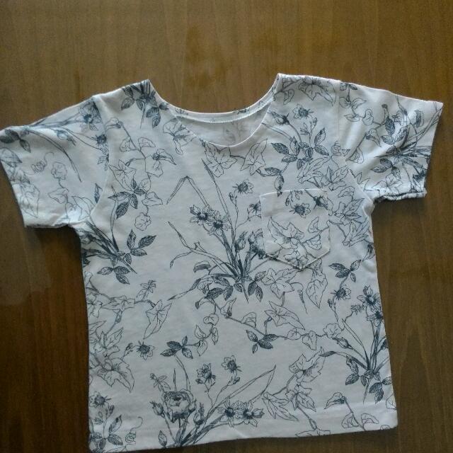 Baju Kaos Lengan Pendek 3pcs