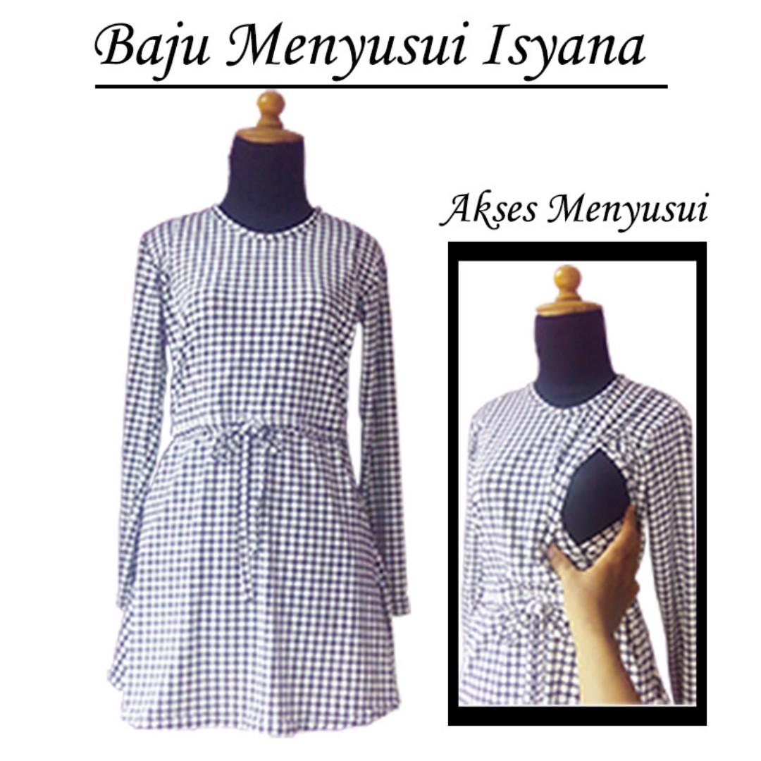 Baju Menyusui Isyana Daftar Harga Terbaru Dan Terlengkap Indonesia Kartu Flazz Bca Custom Signature Edition 4 Photo