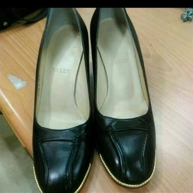 BALLY 女鞋正品八成新