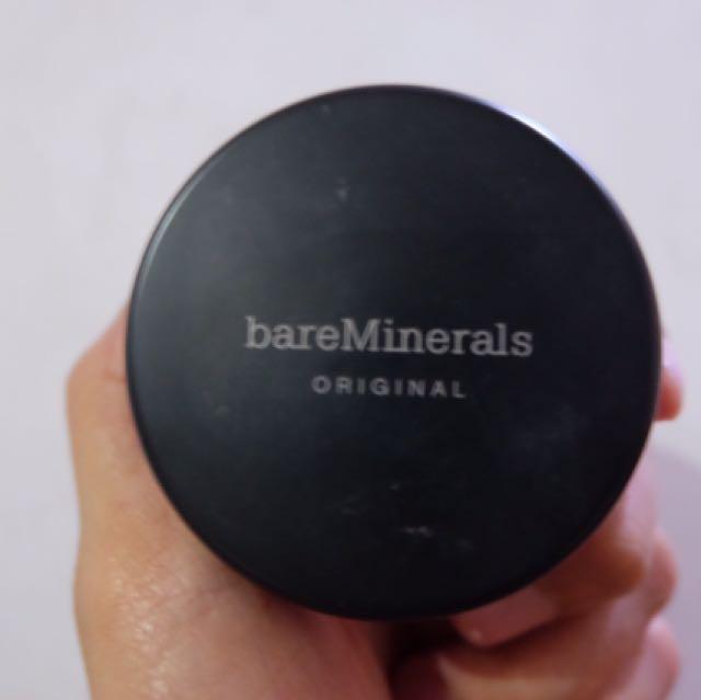 Bare Minerals Powder Foundation
