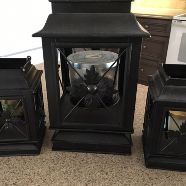 Bath And Bodywork Lantern