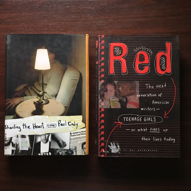 Book Bundle - Shooting the Heart and Red