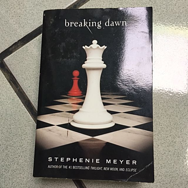 Breaking Dawn (English Version)