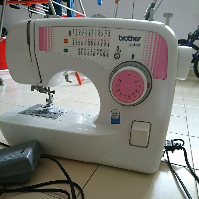BROTHER Sewing Machine BM40 Design Craft Craft Supplies Extraordinary Brother Sewing Machine Bm 3600